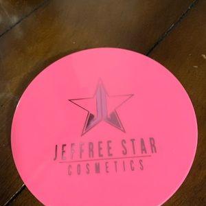 Jeffrey star cosmetics highlight .